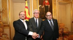 PSC  PP Y UDC CALIFICAN EL PACTO DE TARRAGONA FIRMADO HOY DE  NO IDEOLOGICO
