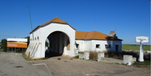 5.Frontera de Lopo. Campo Maior.
